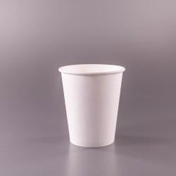 Puodeliai 300 ml. Balti