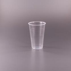 Vienkartinės stiklinės 200 ml